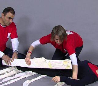 Kemik Kırıkları İçin İlk Yardım Nasıl Olmalı?