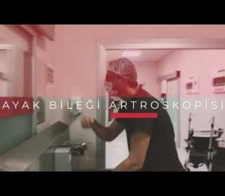 Ayak Bileği Artroskopisi