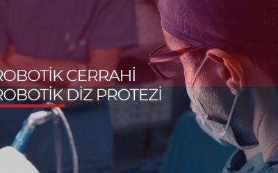 Robotik Diz Protezi | Robotik Cerrahi [Video]
